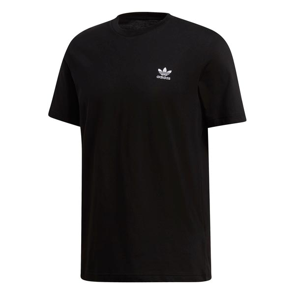 Image of Adidas Essential T-shirt Zwart Heren