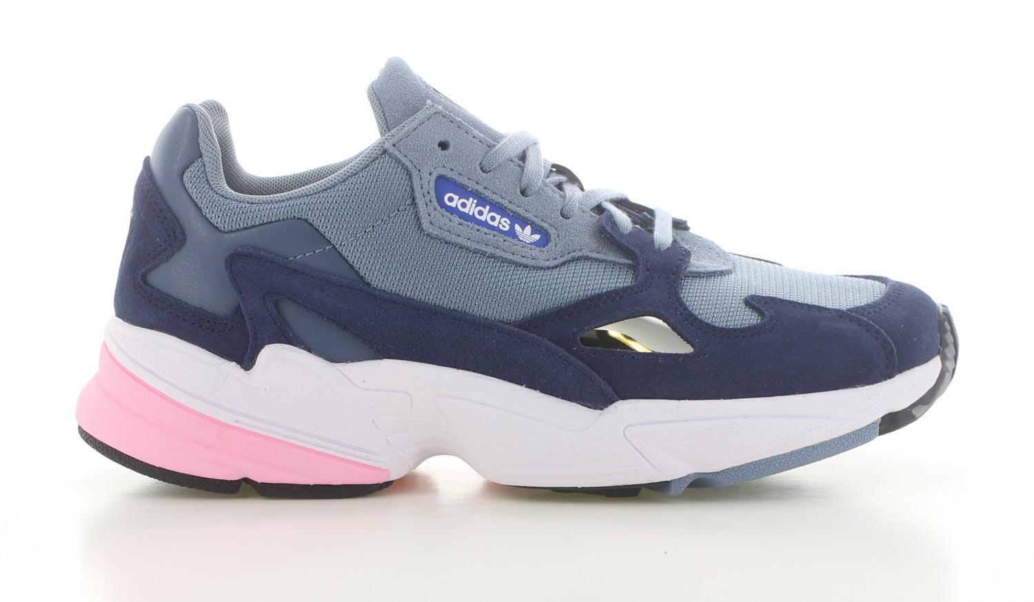 Image of Adidas Falcon Blauw Dames