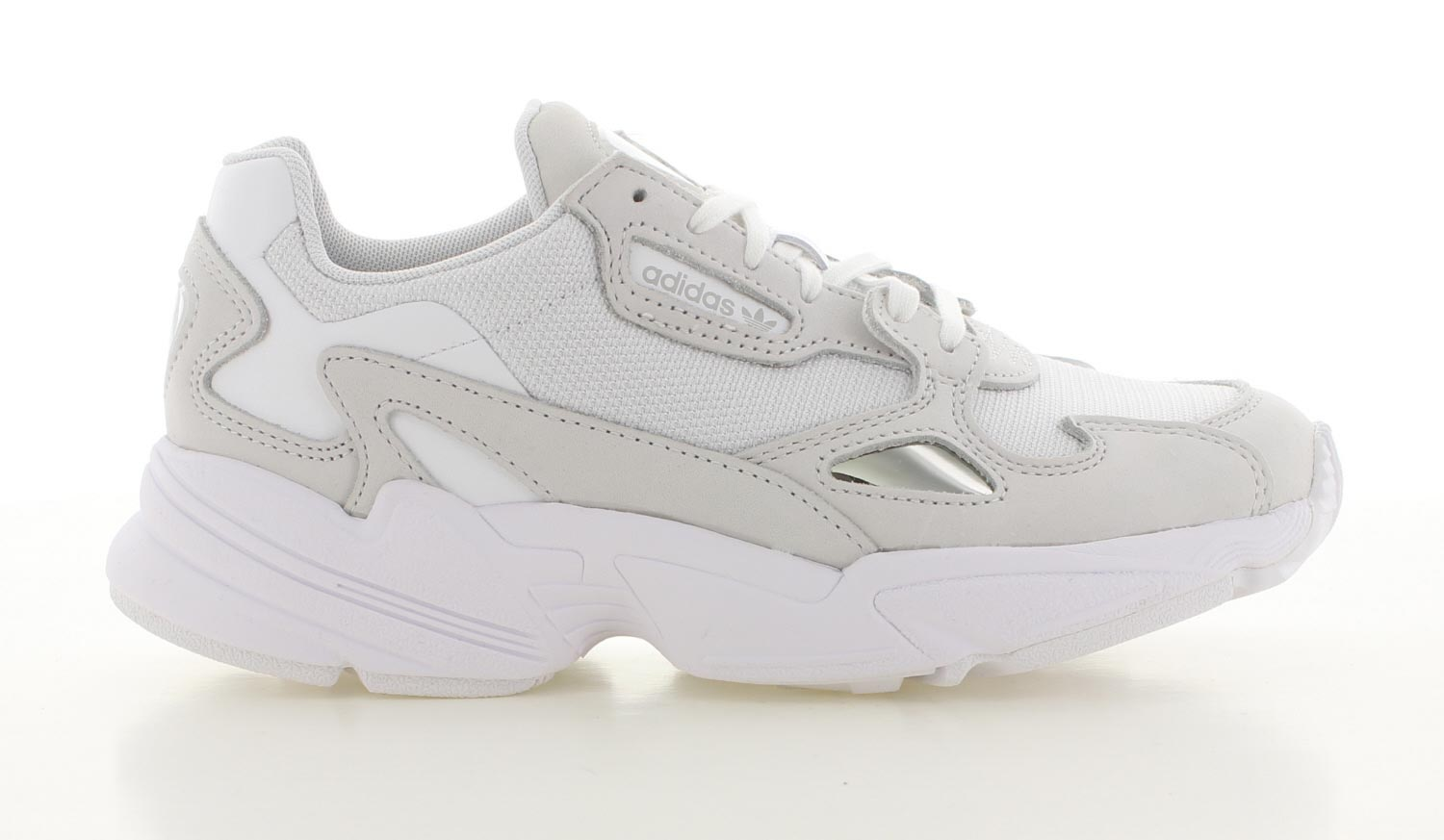 Image of Adidas Falcon Wit Dames