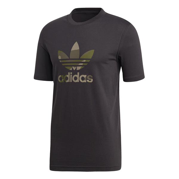 Image of Adidas Infill T-shirt Camouflage Heren