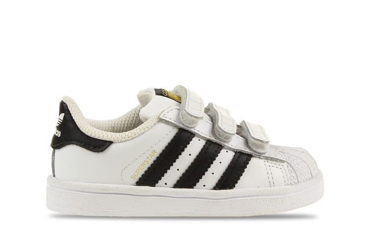 Image of Adidas Superstar Core Wit Peuters