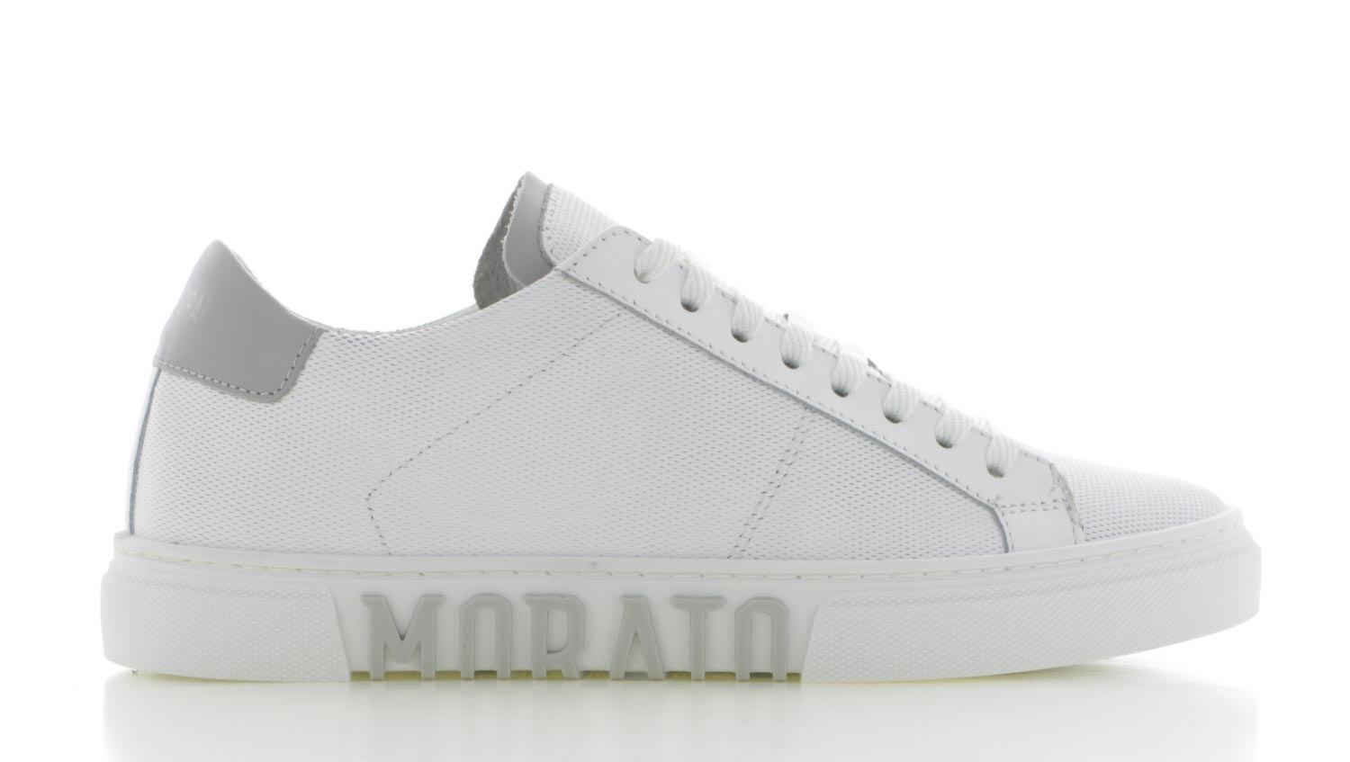 Image of Antony Morato Laces 'morato' Wit Heren