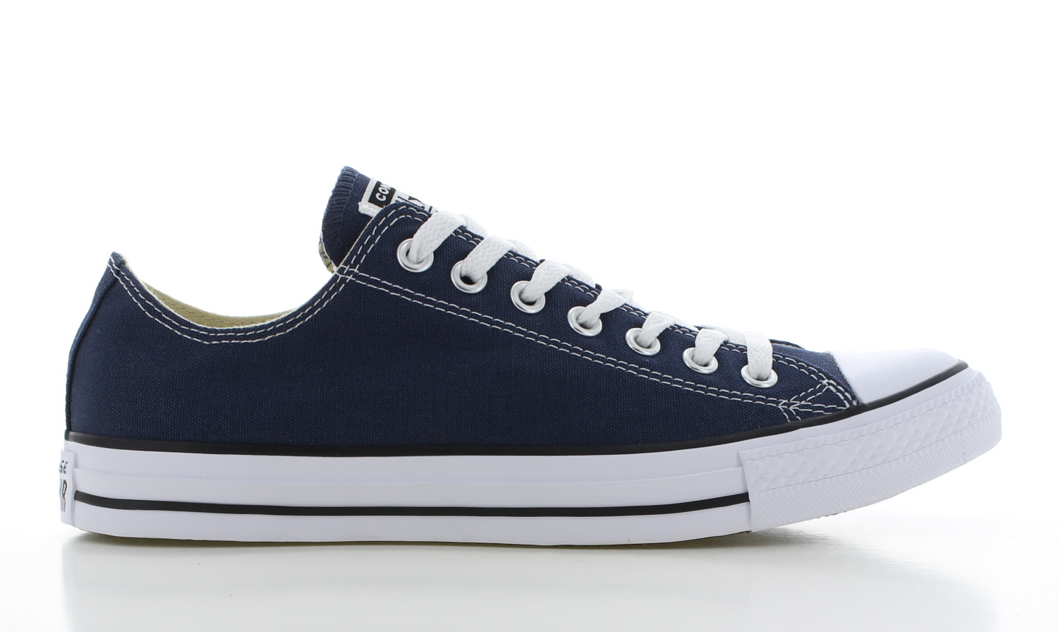 Image of Converse All Star Low Ox Navy Blauw Heren