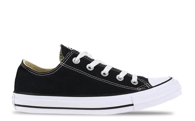 Image of Converse All Star Low Ox Zwart Heren