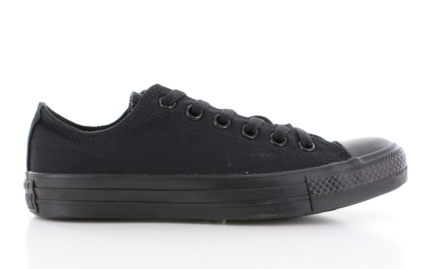 Image of Converse All Star Low Ox Zwart/zwart Dames
