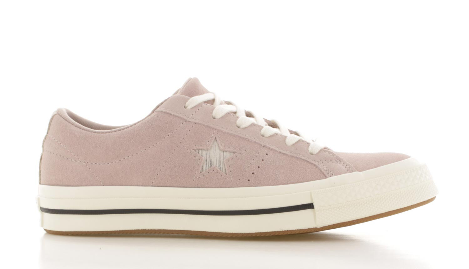 Image of Converse One Star Ox Taupe Dames