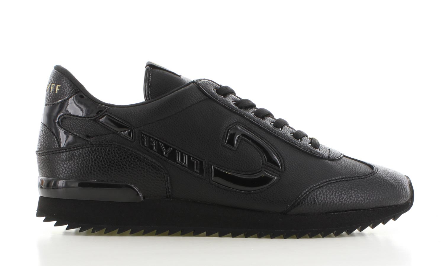 Image of Cruyff Trainer V2 Zwart Heren