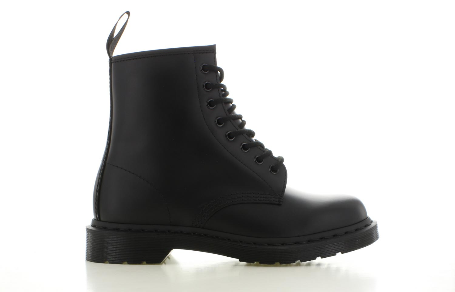 Image of Dr Martens 1460 Monochrome Smooth Zwart Dames