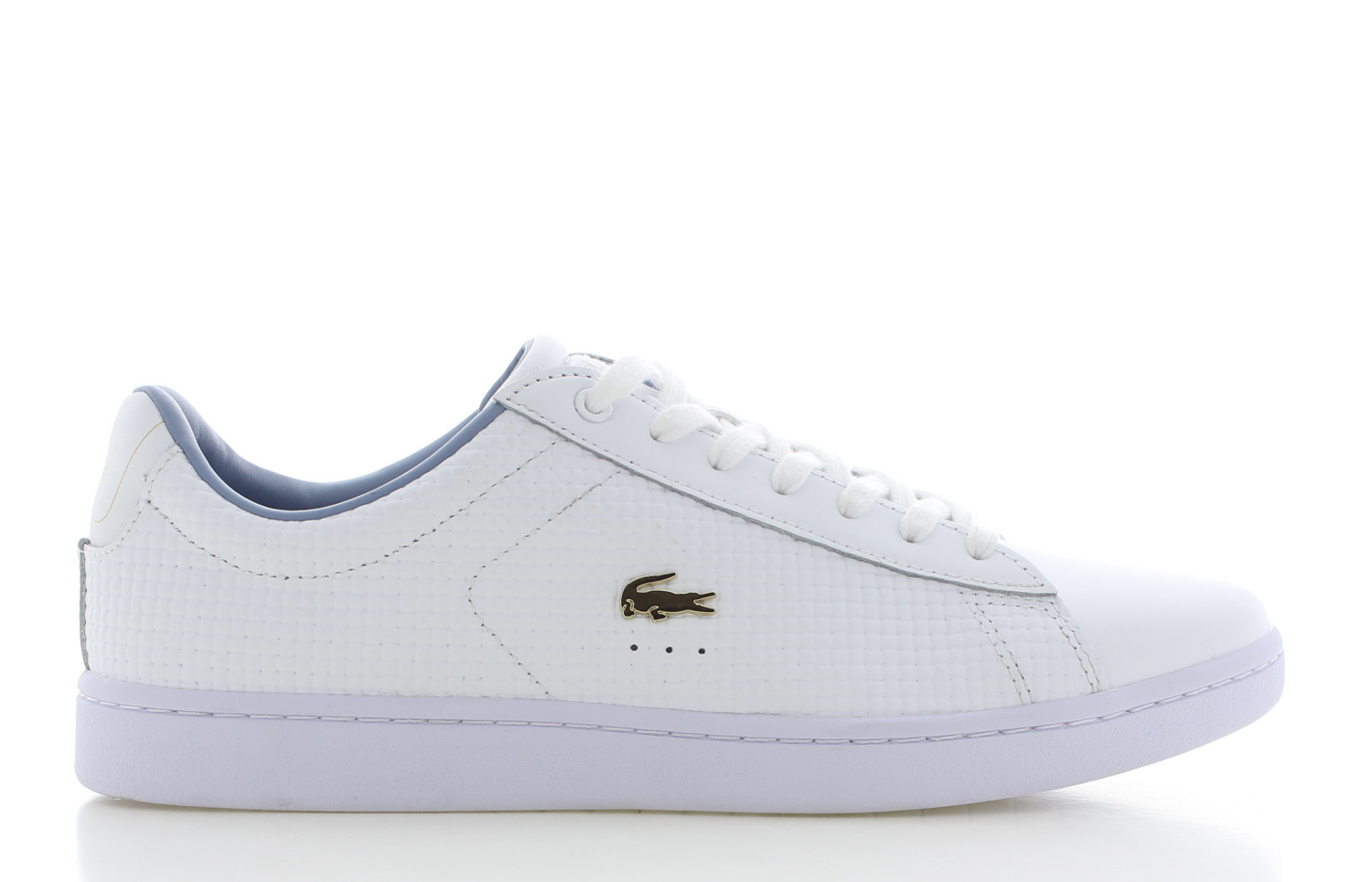Image of Lacoste Carnaby Evo Wit Dames