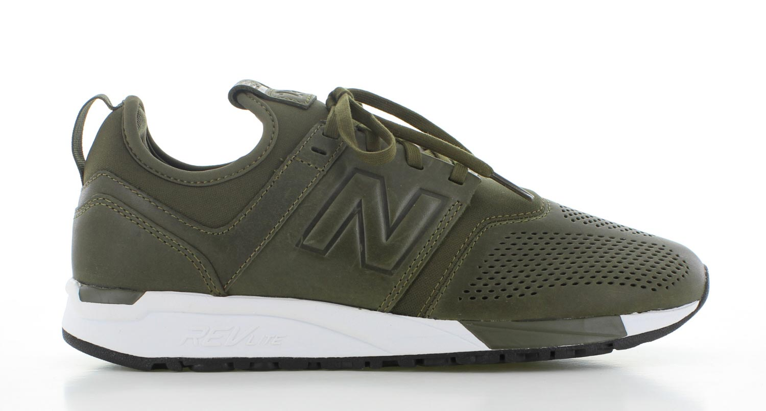 Image of New Balance Mrl247 Olijfgroen Dames