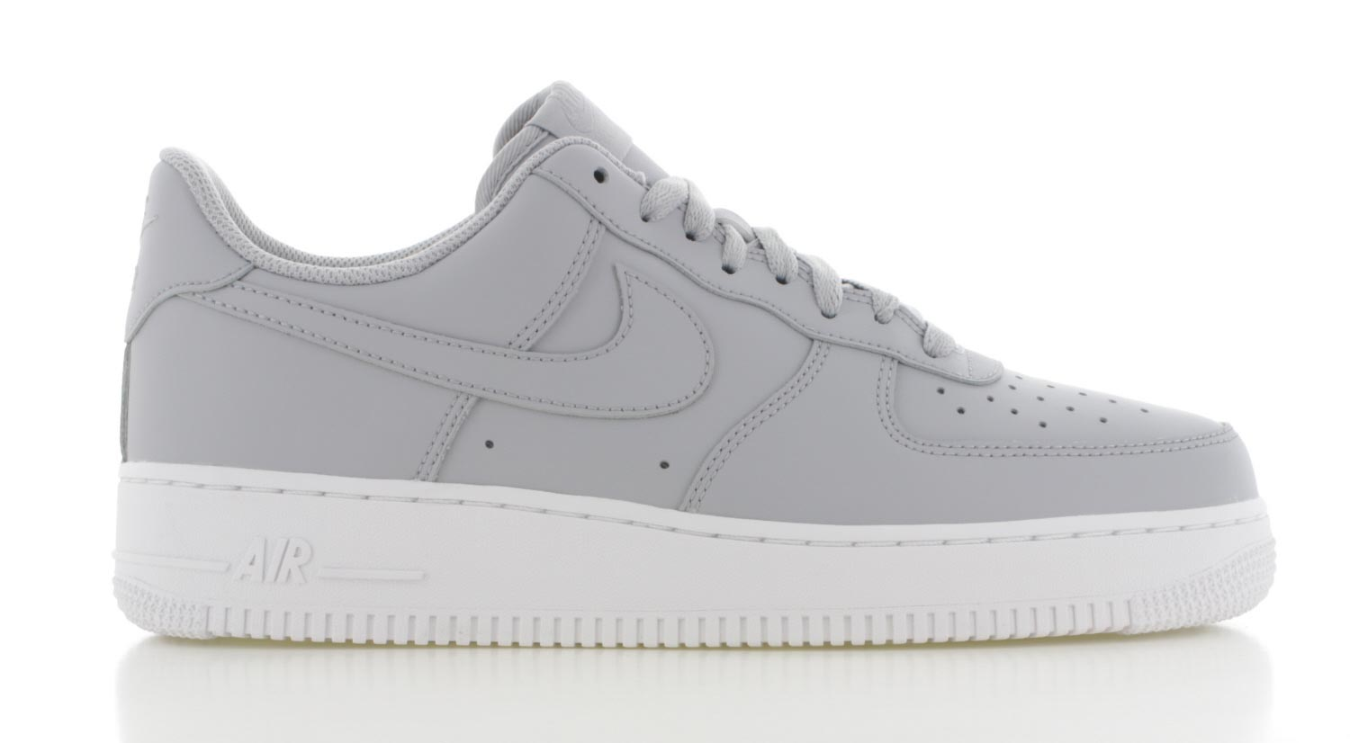 Image of Nike Air Force 1 '07 Grijs Heren