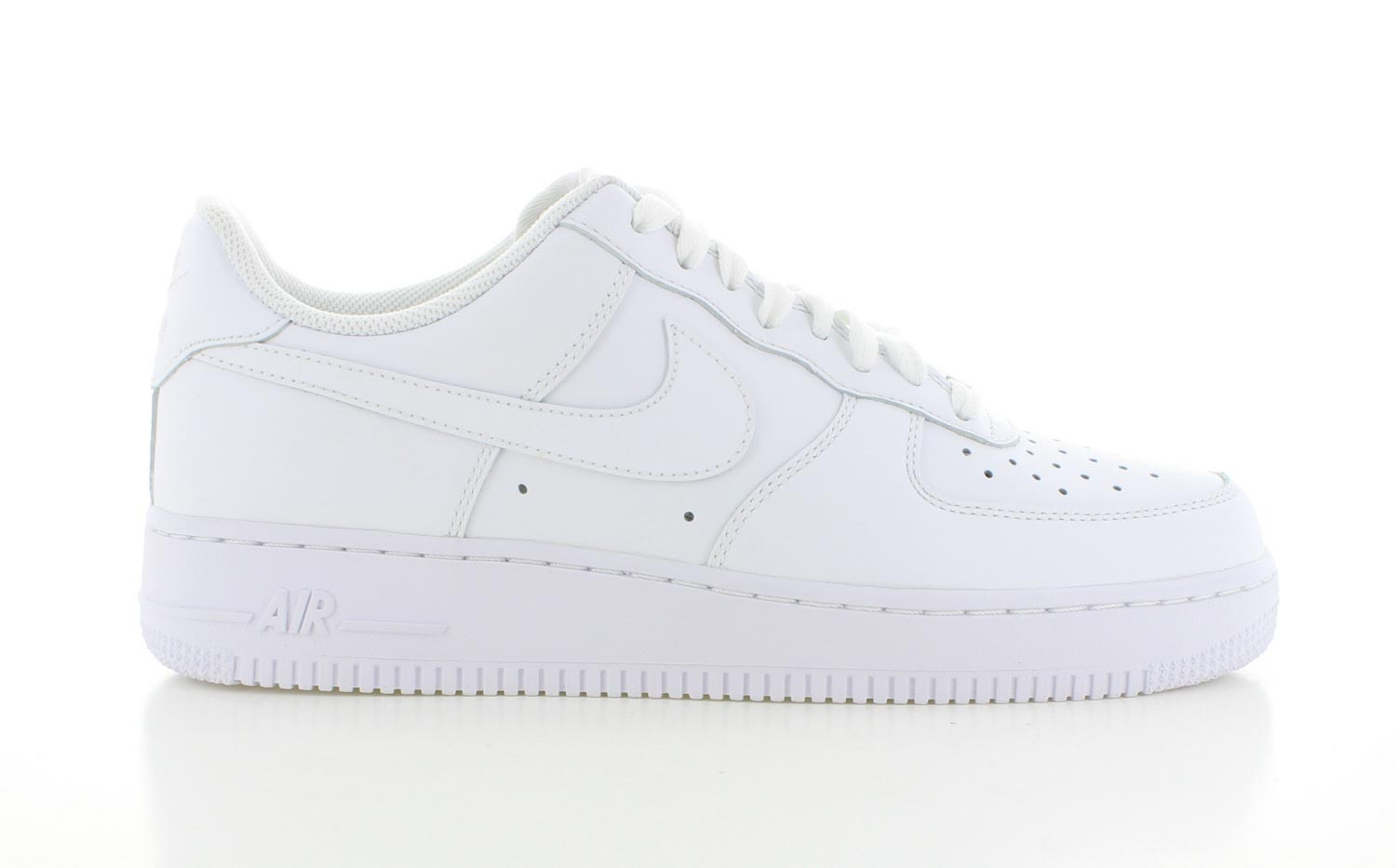 Image of Nike Air Force 1 Low Wit Heren