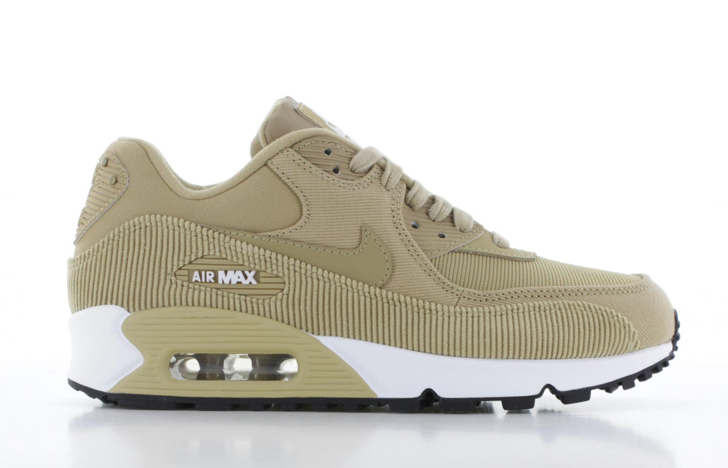 Image of Nike Air Max 90 Leather Beige Dames