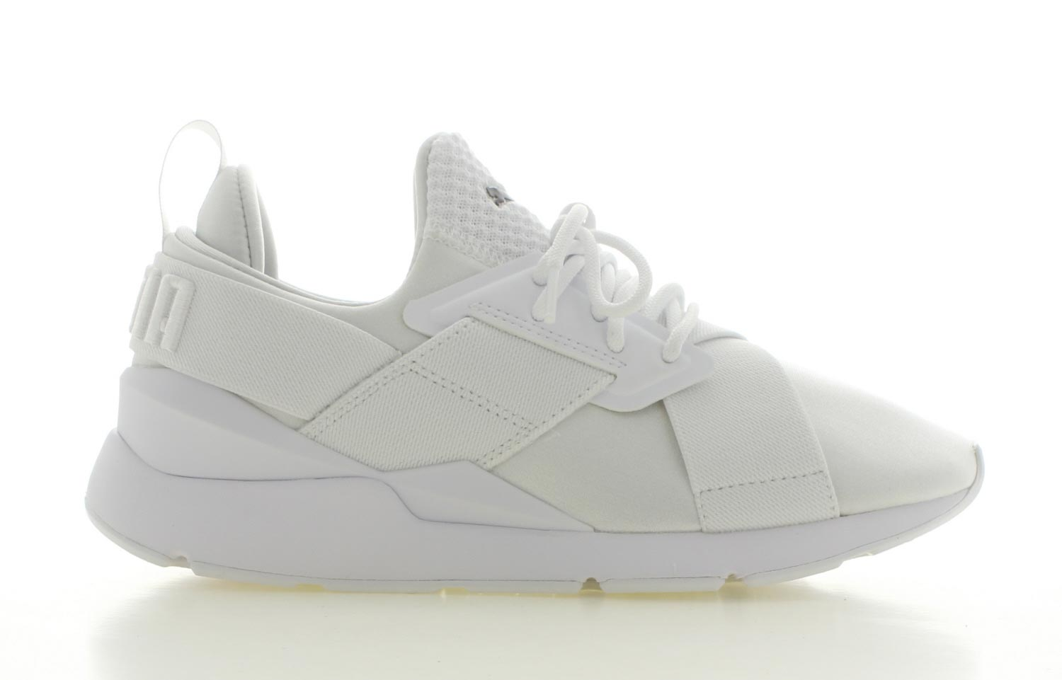 Image of Puma Muse Satin Ep Wit