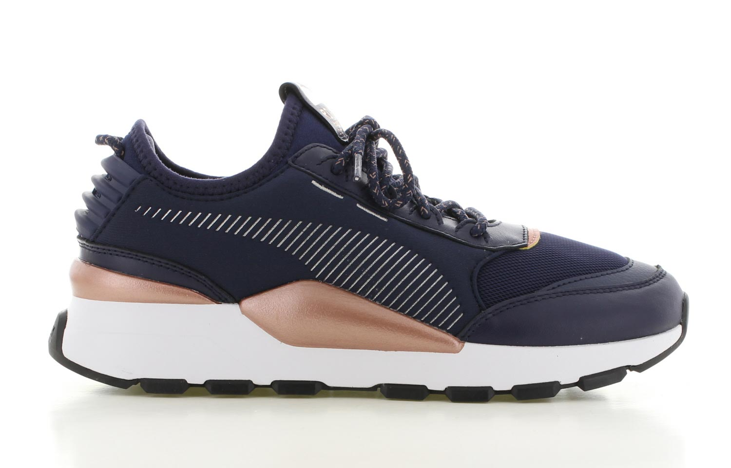 Image of Puma Rs-0 Trophy Blauw/roze Dames