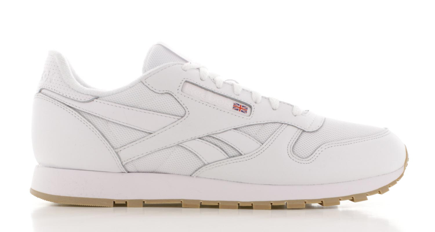 Image of Reebok Classic Leather Estl Wit Heren