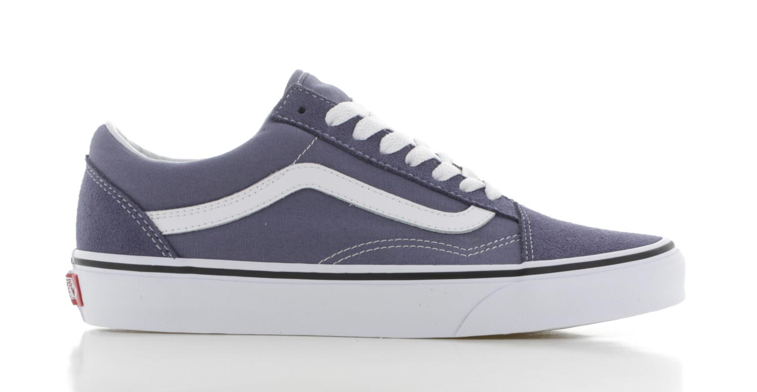 Image of Vans Old Skool Blauw Dames