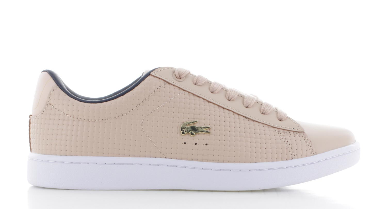 Carnaby Chaussures Lacoste Rose Taille 37 Pour Les Femmes 2KgzgbxFYZ