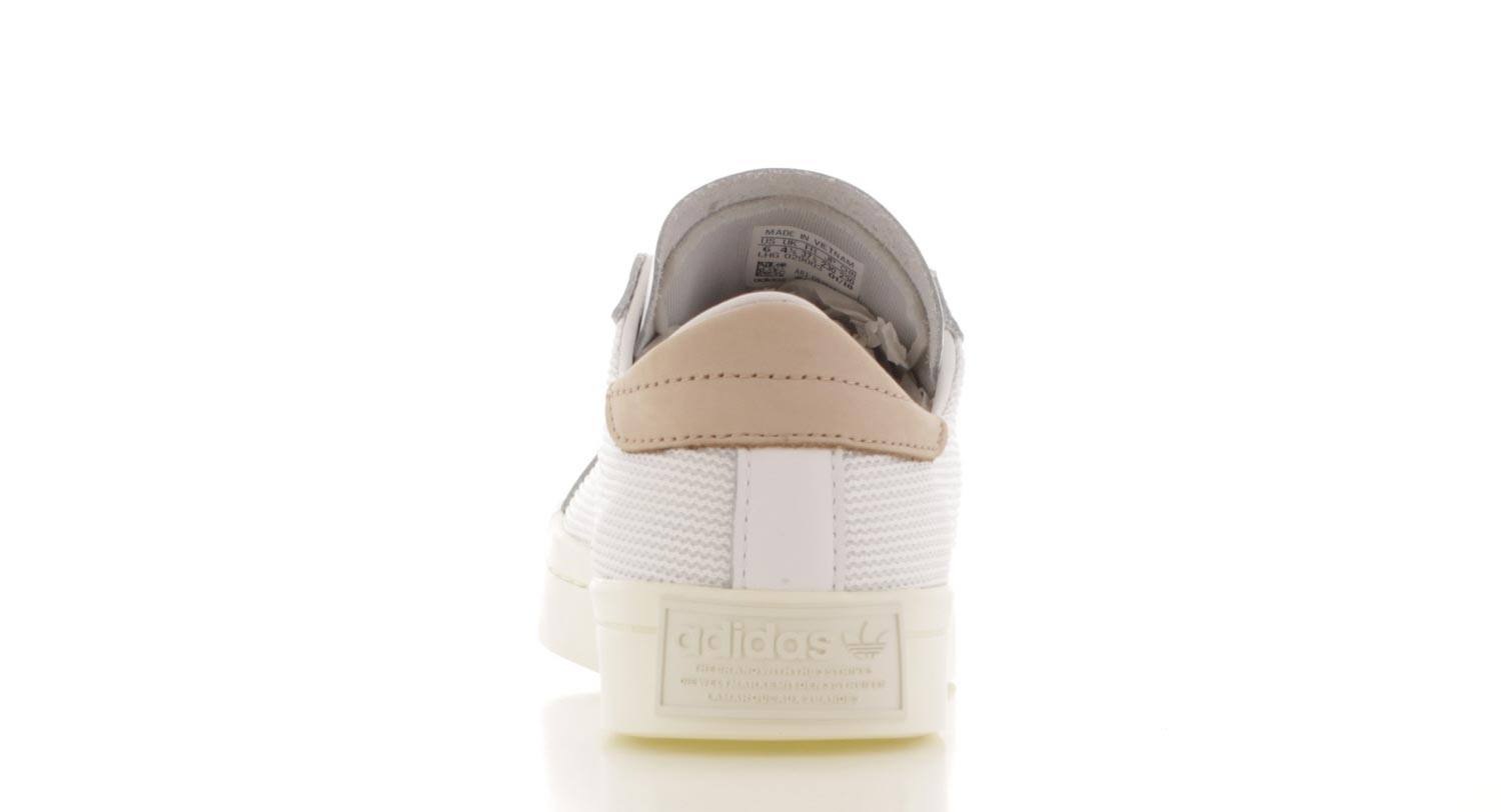 adidas court vantage dames wit