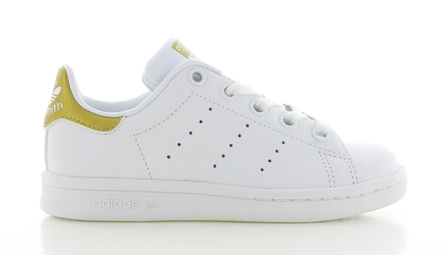adidas stan smith wit roze goud