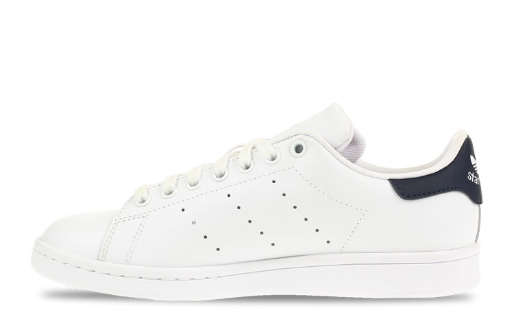 blauwe adidas sneakers stan smith heren