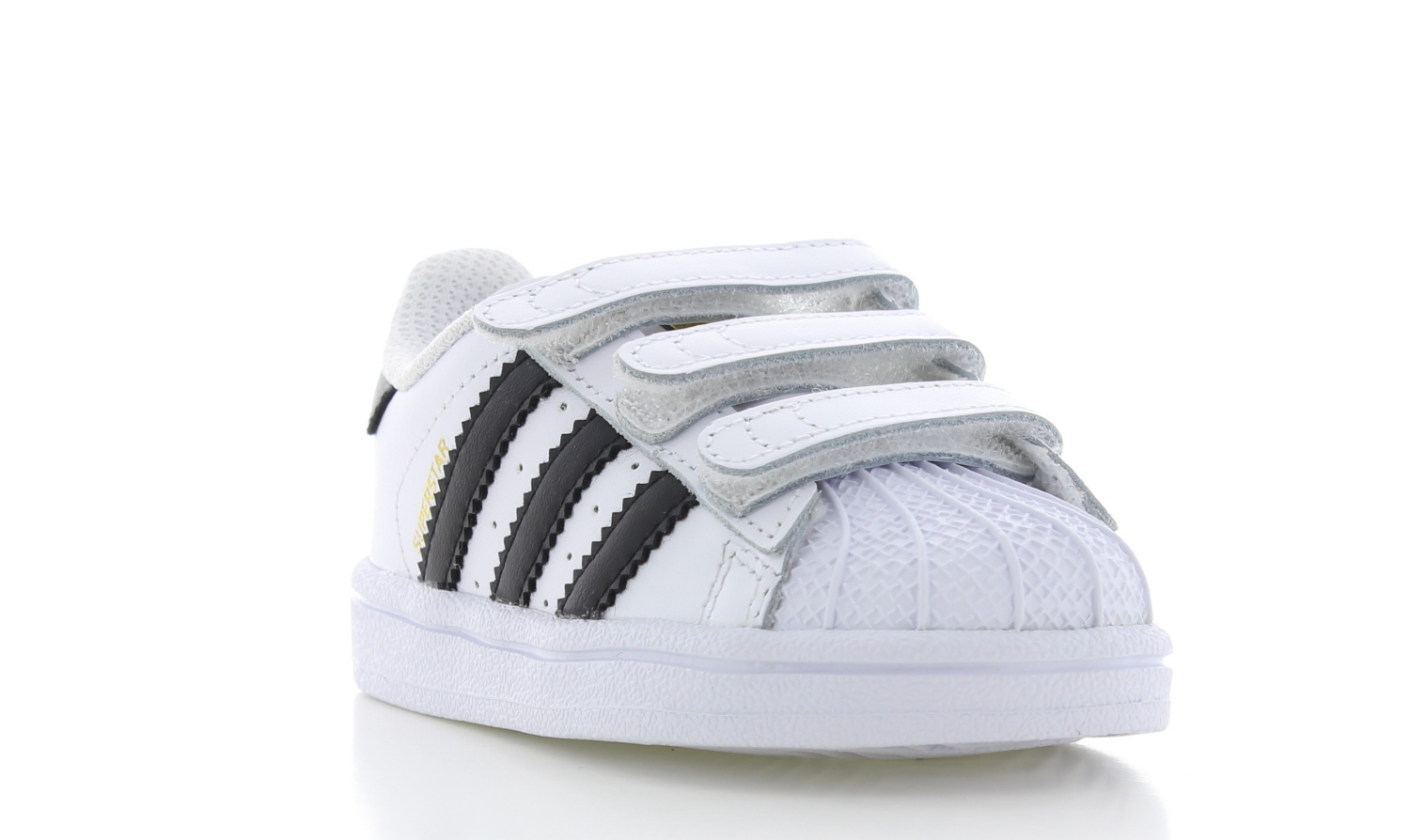 adidas superstar wit klitteband