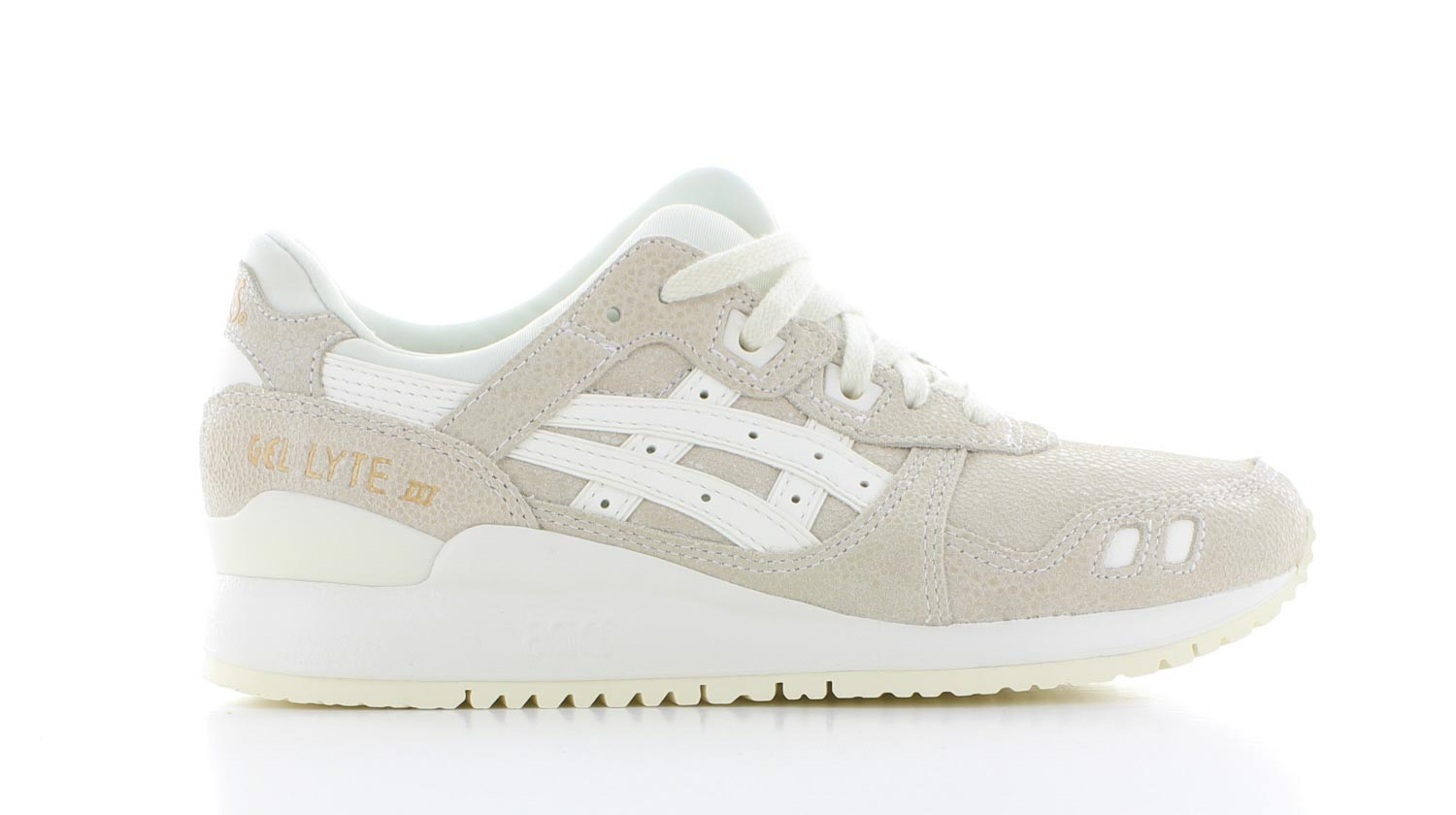 asics gel lyte white dames