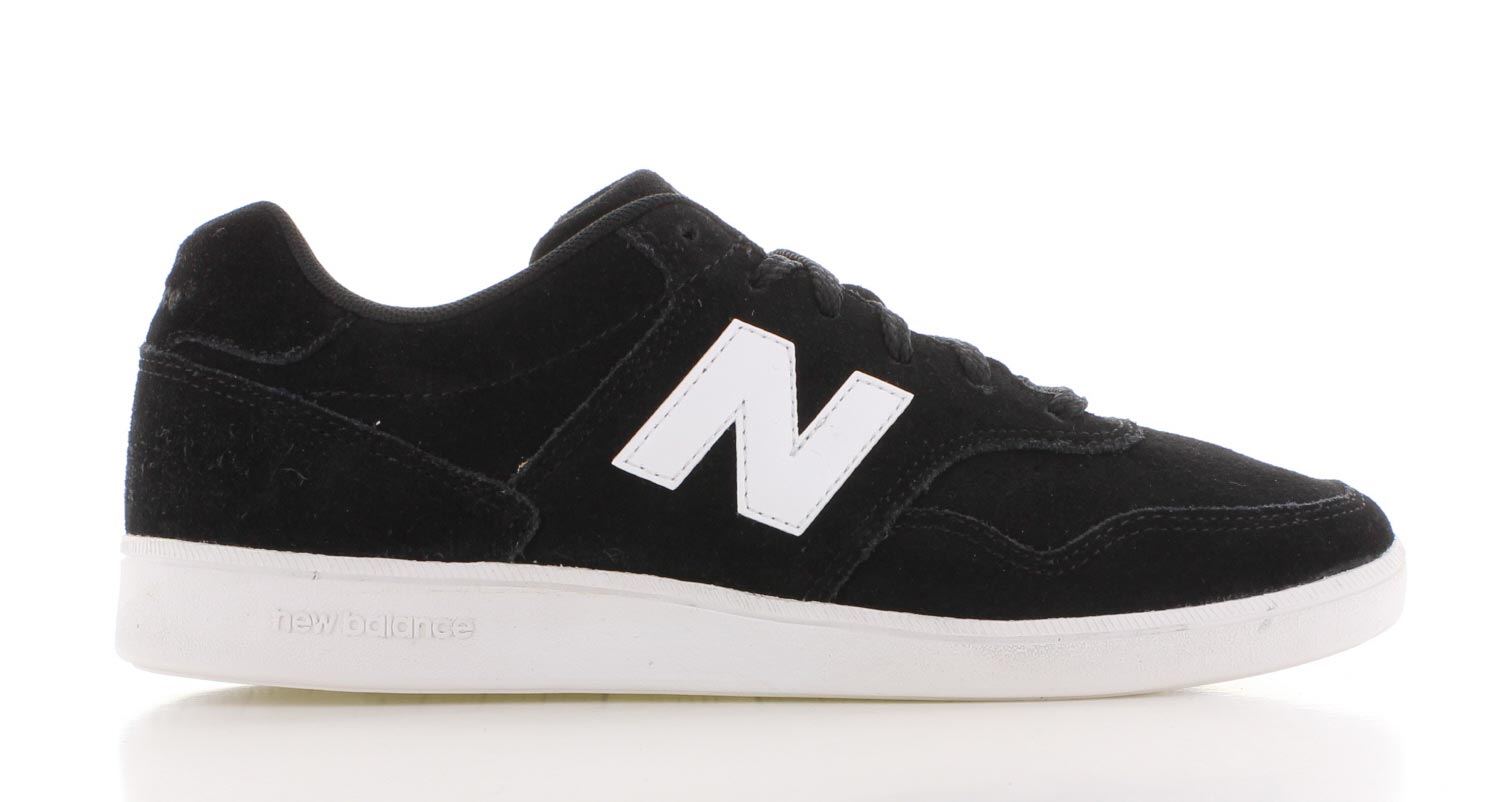 new balance dames black