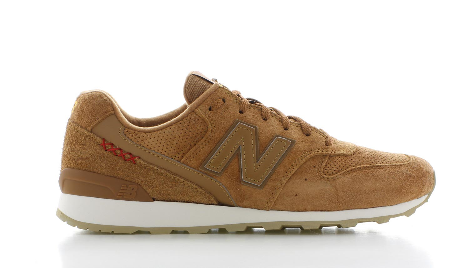 grijze new balance sneakers wr996 dames
