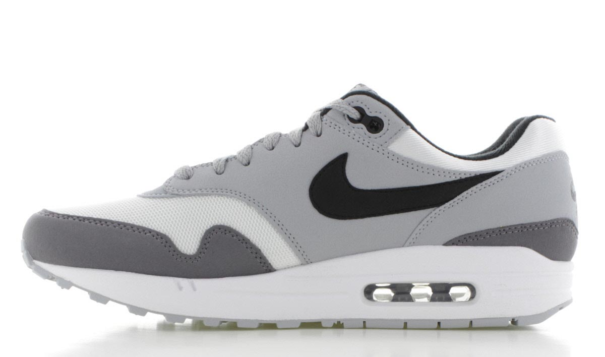 nike air max 1 zwart wit heren