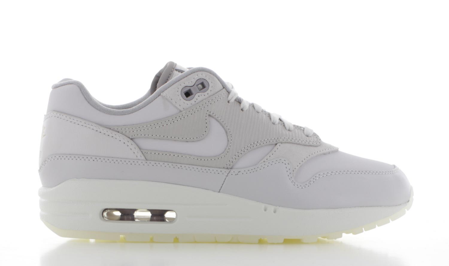 nike air max dames grijs wit