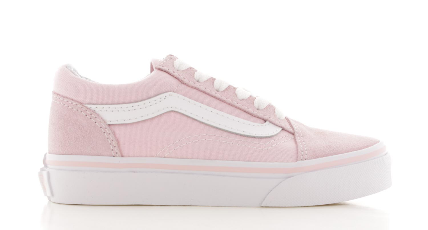 vans roze old skool