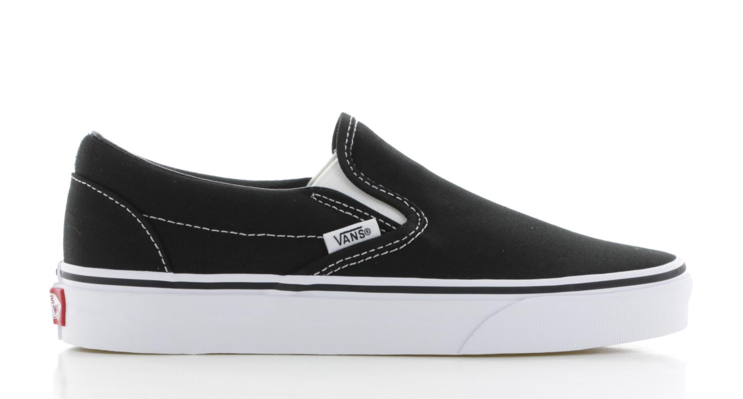 vans slip on dames