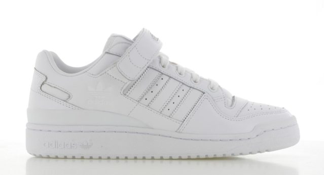 adidas Adidas Wit Forum Lo Wit Dames