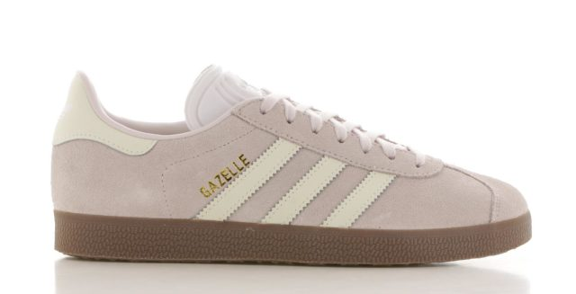 adidas gazelle creme dames cq2177 gratis verzending. Black Bedroom Furniture Sets. Home Design Ideas