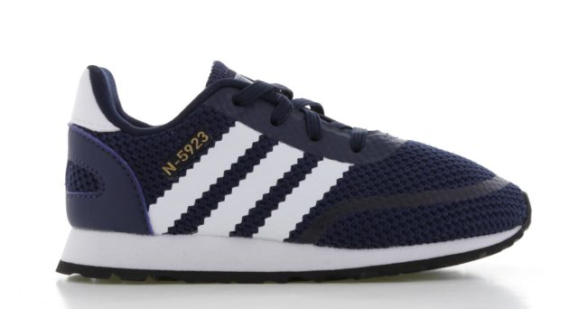 adidas N-5923 Donkerblauw Peuters