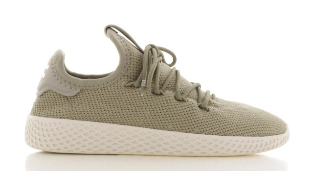 adidas Pharrell Williams Tennis Hu Beige Kinderen