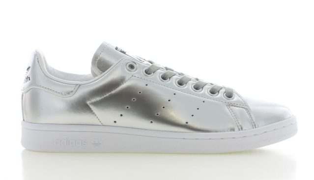 adidas Stan Smith Silver Dames
