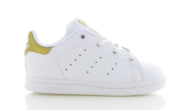 adidas Stan Smith White Gold Baby