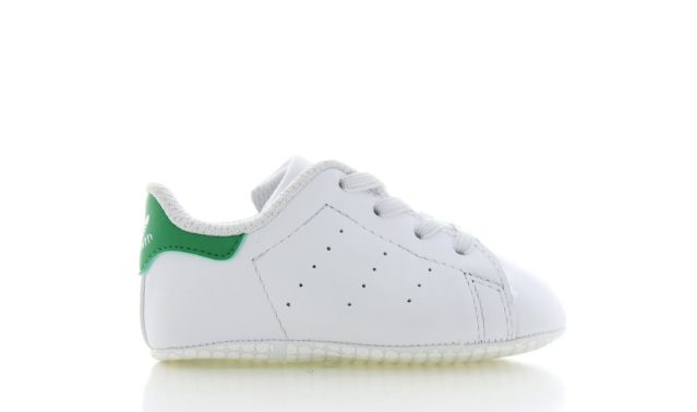 adidas Stan Smith Wit/Groen Baby