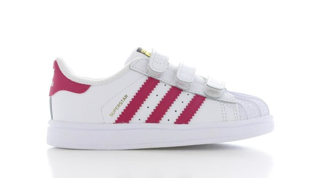 adidas Superstar CF Roze Peuters