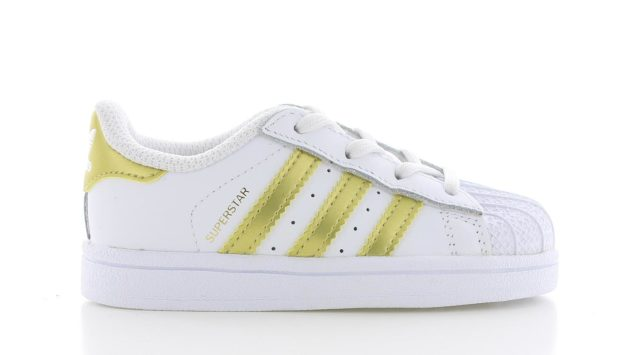 adidas Superstar White Gold BABY