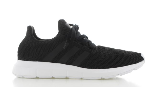 adidas Swift Run Zwart/Wit Heren