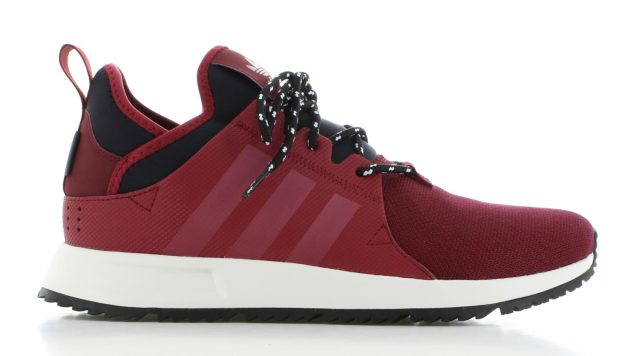 adidas X_PLR Sneakerboot Bordeaux Heren