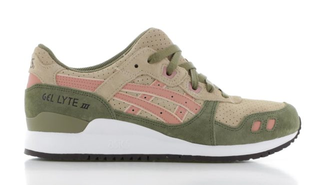 ASICS Gel-Lyte 3 Amberlight/Rose Dames