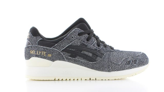 ASICS Gel-Lyte 3 Black Black Dames