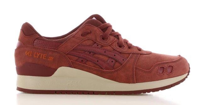 ASICS Gel-Lyte 3 Russet Brown