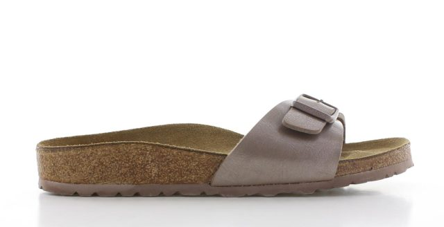 Birkenstock Madrid Brown Dames