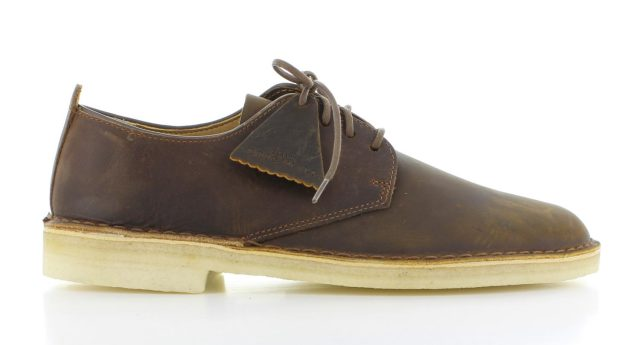 Clarks Desert London Beeswax Heren