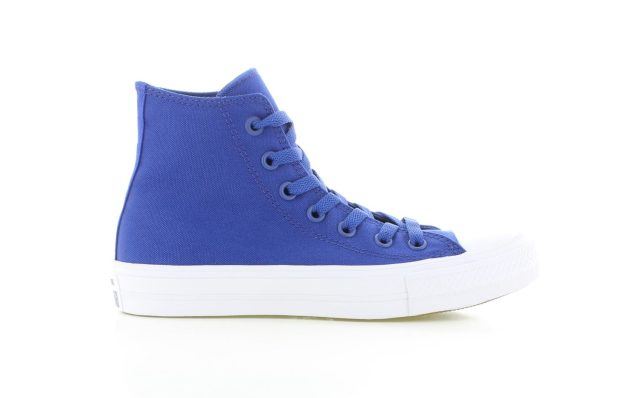 Converse All Star II High Blue Heren